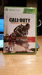 SELLING EXCELLENT CONDITION CALL OF DUTY ADVANCED WARFARE