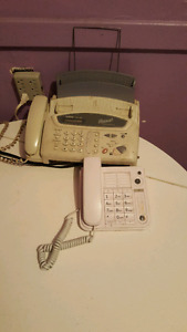 Home phone & Fax with Answering machine