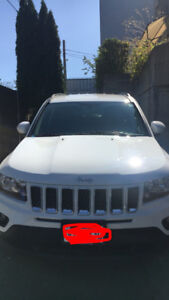 2014 JEEP COMPASS  - ALMOST BRAND NEW - Low Mileage - $16000