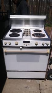 JENN-AIR stove