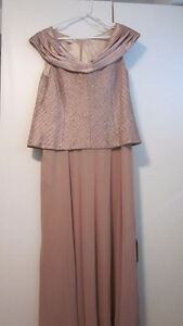 Robe longue,