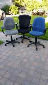 Office chairs (only one left)