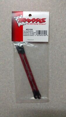 Traxxas #5319X Red Push Rods (2pc) RC Car Part Revo NEW in Package, used for sale  Shipping to Canada