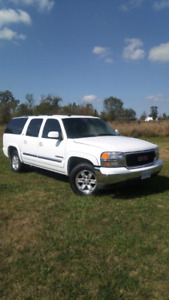 2005 GMC Yukon XL 4WD Certified and Etested