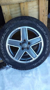 4 2009 Jeep Compass Northern Edition Rims