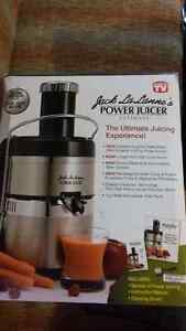 Jack La Lannes Power Juicer London Ontario image 1