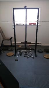 Gym maison