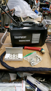 Like New 50 Amp Plasma Cutter + Extras
