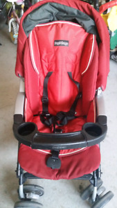 Peg perego pliko p3 Red color