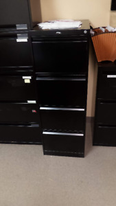 Filing Cabinets - Assorted Sizes