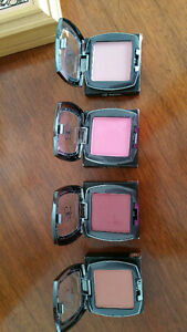 Arbonne blushes (used as testers)