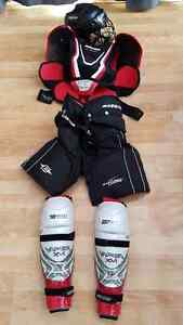 Jr. Hockey Gear
