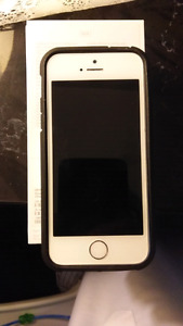 iPhone 5s Silver 16GB $150