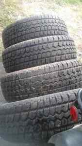 Snow tires Cornwall Ontario image 3