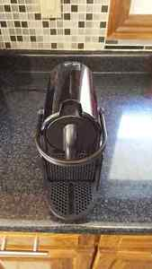 Nespresso Inissia with milk frother