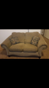 2 lovely love seats for sale