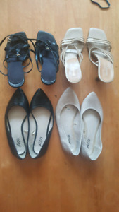 Shoes-take all for $10 or $3 each
