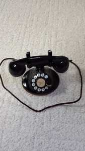 """VINTAGE 1920'S ROTARY TELEPHONE """"WORKING"""""""
