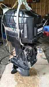 For Sale 90 Mercury Outboard call 709-457-3326 Lee