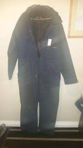 Coverall XL - New with tags