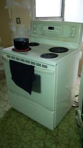 Kenmore stove