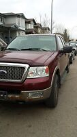 2004 F-150 4x4 lariat for sale