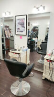 Hair Salon Chair for Rent or Commission - Yonge and Finch!