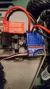 traxxas esc with new ID connector