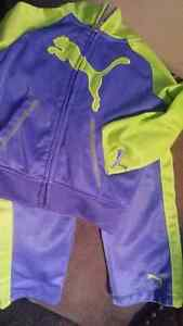 Girls 2T Nike, puma,  addidas track suits.  Juicy Couture Pajama