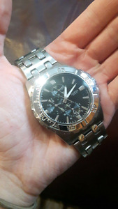 Men's guess watch reduced asking price!
