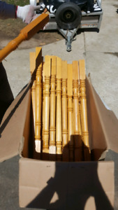Bannister Rods for Railings