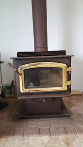 Regency Wood Stove - Argyle Shore
