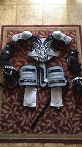 Kids lacrosse gear