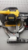 """DeWalt DW703 10"""" 254mm Compound Miter Saw USAGE-USED"""