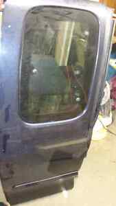 F150 parts + passenger rear door