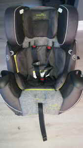 Evenflo Symphony Platinum All in One Carseat