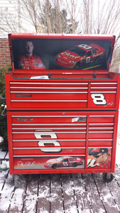 Limited edition snap on dale jr. Tool box
