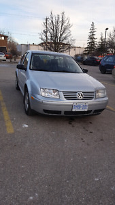 2002 vw jetta 2.0 gas