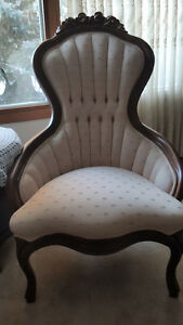 Beautiful French Provincial Chairs