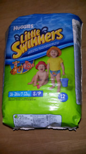 Little Swimmers 16-26lbs (Size Small)