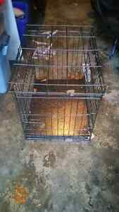 Pet cage 18x24x (height) 21 inch Kitchener / Waterloo Kitchener Area image 1