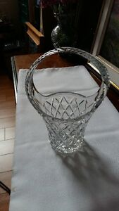 Crystal Basket.