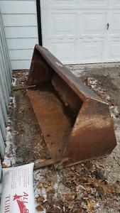 6' Skid Steer Bucket Swap, Mine for yours