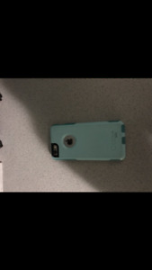 Perfect condition I phone 6 16 gbwith Otter Box case