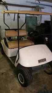 2006 TXT Ezgo Electric Golf Cart