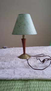 Cute mid century lamp
