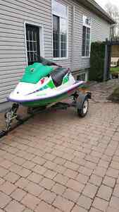 Seadoo 2 Places + remorque