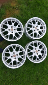 Mg zr zs rover 25 45 400 200 mg meastro Montego metro alloy wheels