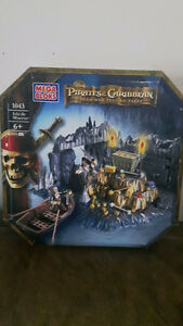 Mega Blocks Pirates des Caraïbes