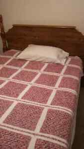 Double Bed Set for Sale